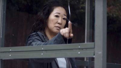 """Sandra Oh, de """"Grey's Anatomy"""", estrela primeiro trailer da nova série de suspense """"Killing Eve"""""""