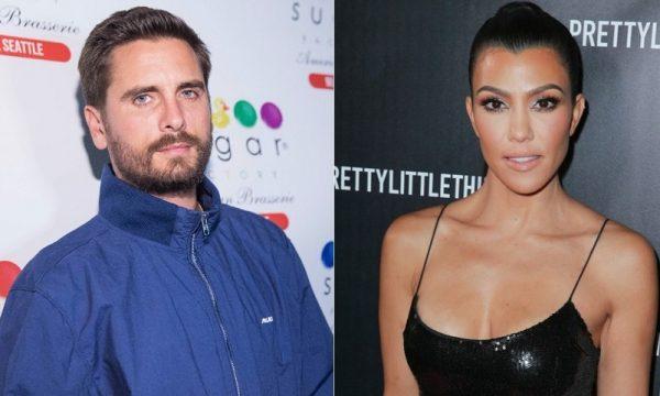 Juntos outra vez? TMZ apura nova relação de Kourtney Kardashian e Scott Disick