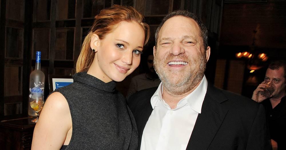 """Jennifer Lawrence não perdoa Weinstein: """"Quero vê-lo na cadeia"""""""