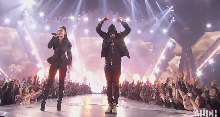 iHeart Radio Music Awards 2018: Eminem e Kehlani trazem o rap para o palco e publico delira