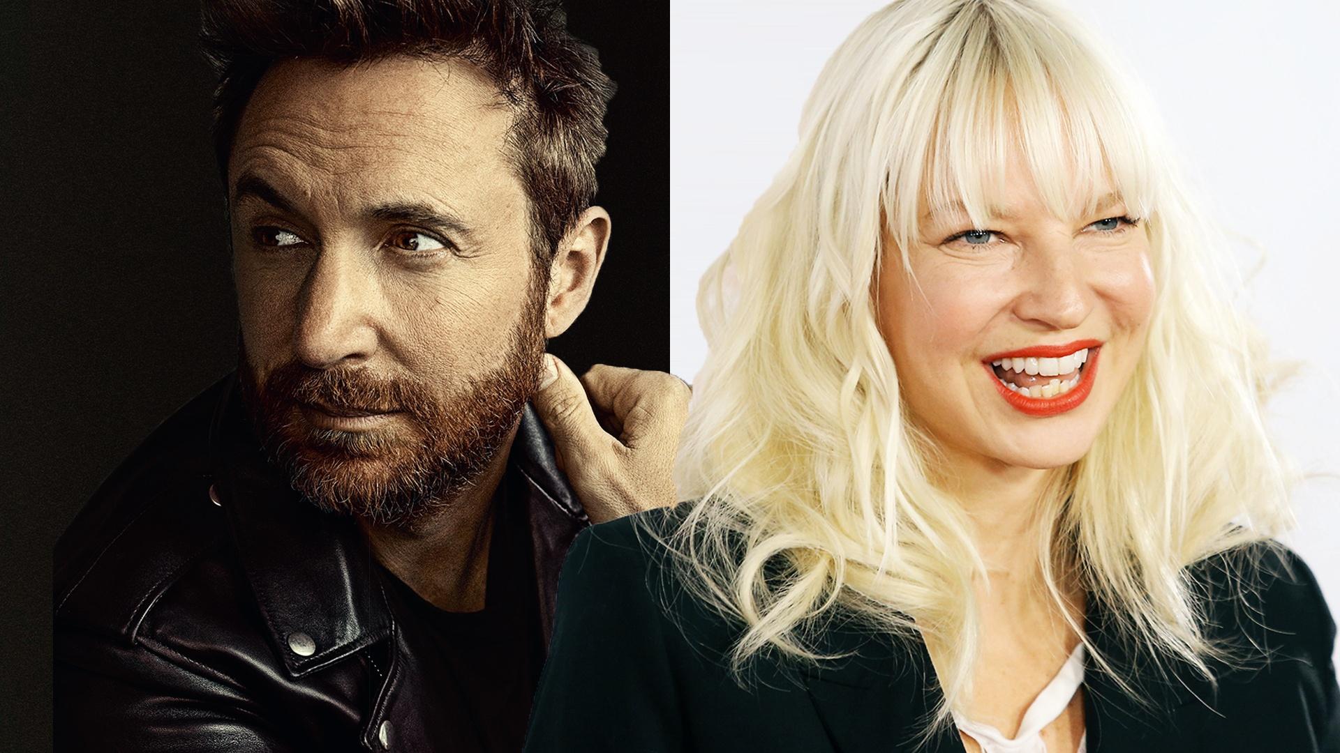 Amamos! David Guetta e Sia se unem de novo no hino poderoso 'Flames'; vem ouvir!