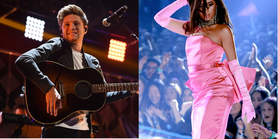 Niall Horan faz cover de Camila Cabello em show e é aprovado por ela; vem ver