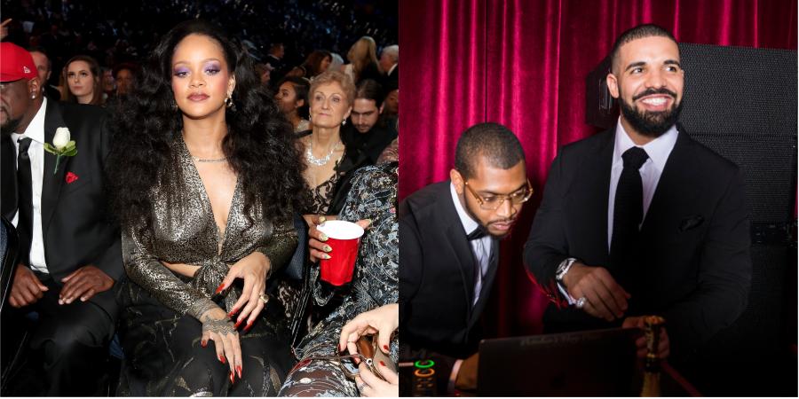 Drake e Rihanna se unem em remix de 'Lemon', do 'N.E.R.D'; vem ouvir!