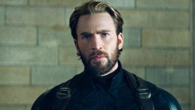 Chris Evans comenta seu futuro nos filmes da Marvel e dá possível 'spoiler' sobre Capitão América