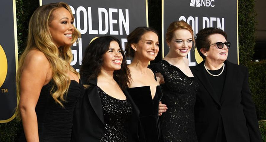Time's Up não vai exigir look preto de atrizes no tapete vermelho do Oscar