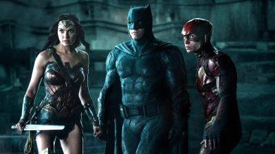 """""""Liga da Justiça"""" se torna filme menos rentável do universo de super-heróis da DC"""