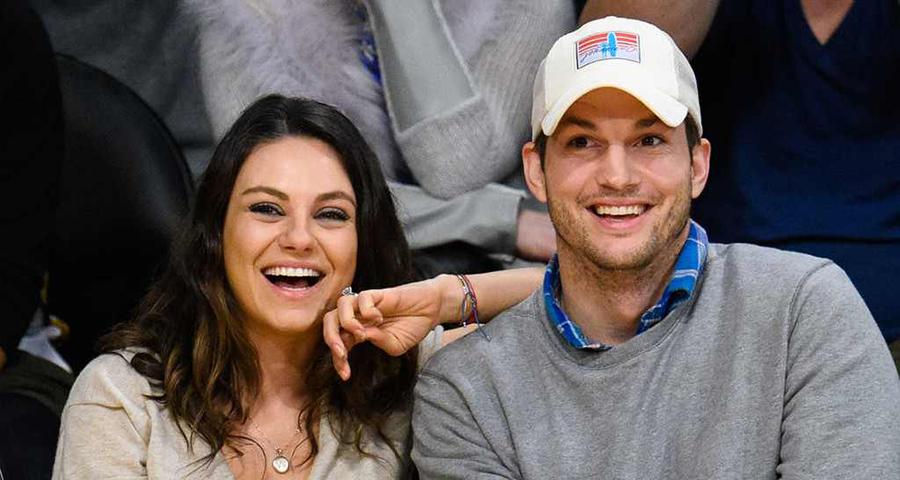 Ashton Kutcher e Mila Kunis não pretendem deixar herança para os filhos