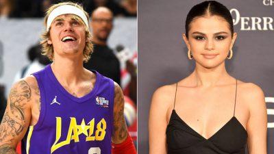 Justin Bieber se diverte com modelo em boate e fãs especulam sobre rompimento com Selena