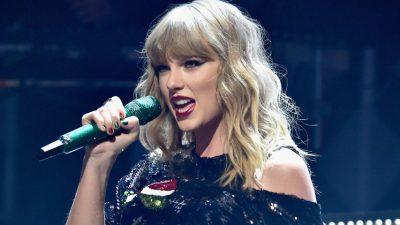 """Taylor Swift faz post contra o porte de armas nos EUA: """"Ninguém deveria ir à escola com medo da violência de armas"""""""