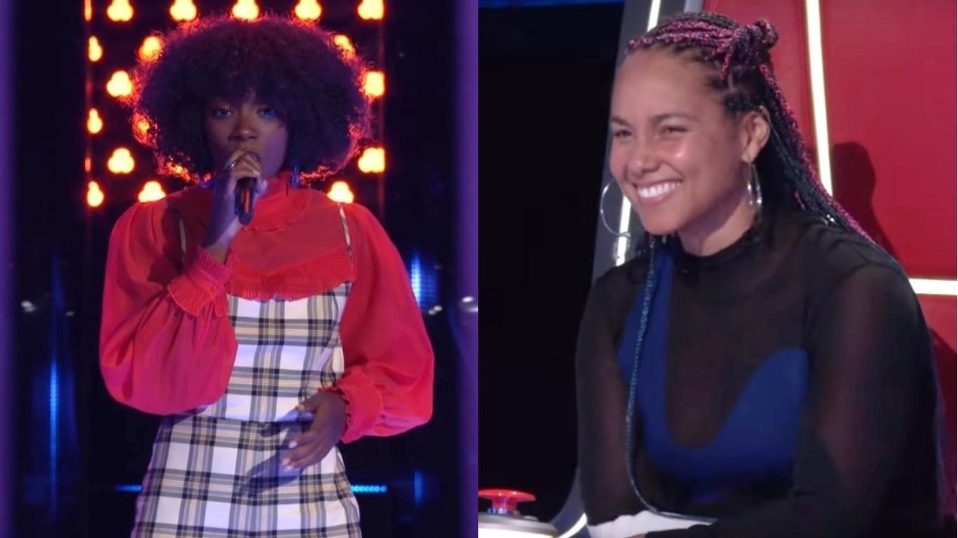 """""""The Voice"""": Candidata arrasa ao cantar """"Hotline Bling"""", de Drake, e conquista jurados!"""