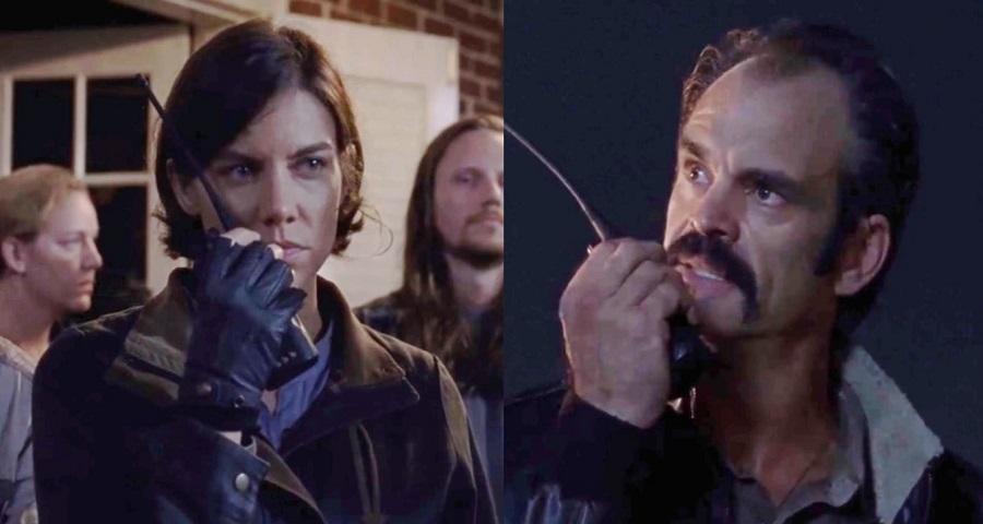 """""""The Walking Dead"""": Maggie faz ameaça a Simon em prévia do próximo episódio"""