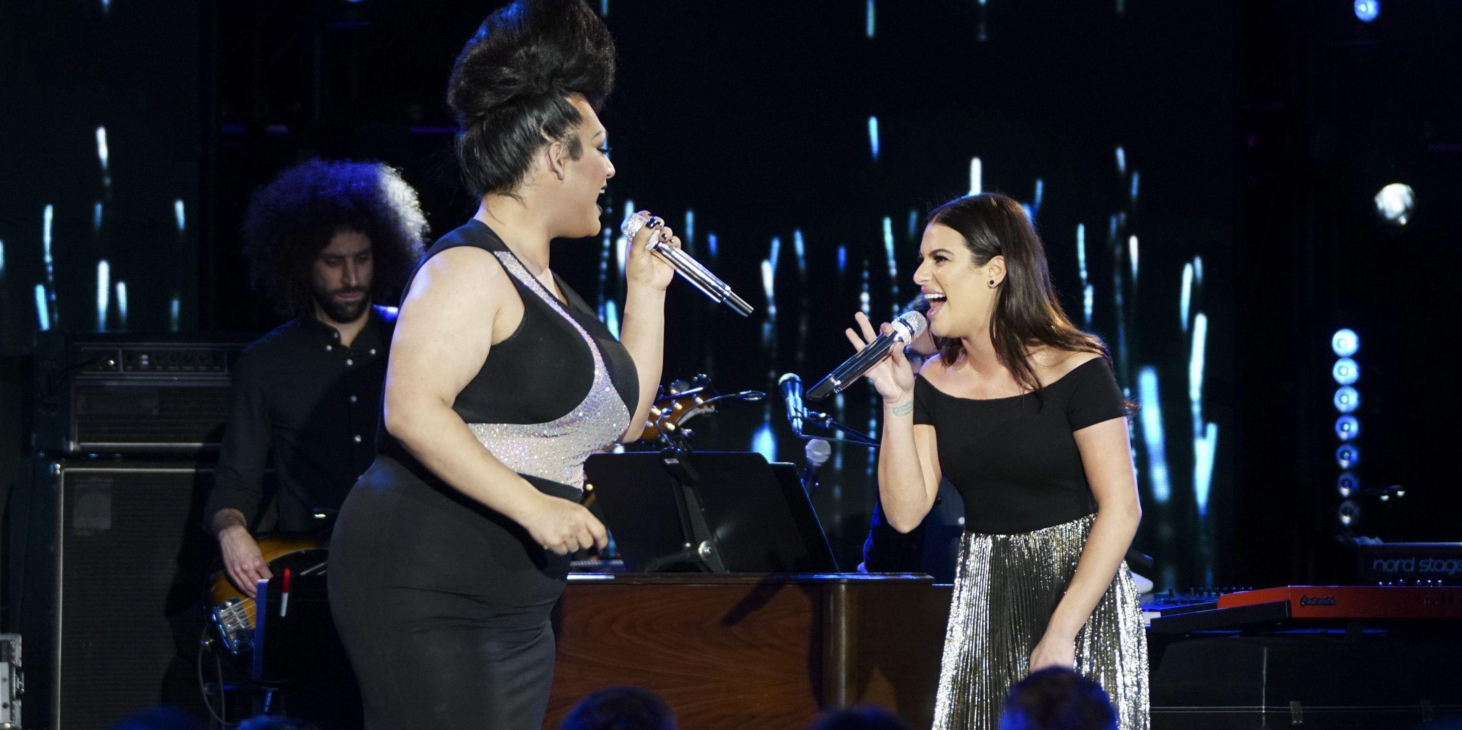 American Idol: Lea Michele faz dueto PERFEITO de 'Defying Gravity' com participante; vem ver
