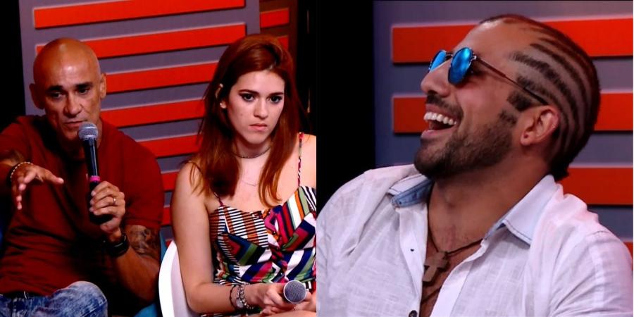 BBB18: Kaysar e Ayrton batem boca ao vivo: 'Arrogante e debochado!'