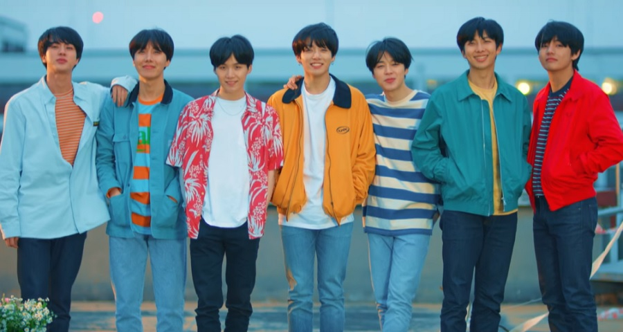 """BTS lança vídeo com trecho de música inédita; assista a """"Euphoria: Theme of Love Yourself Wonder"""""""