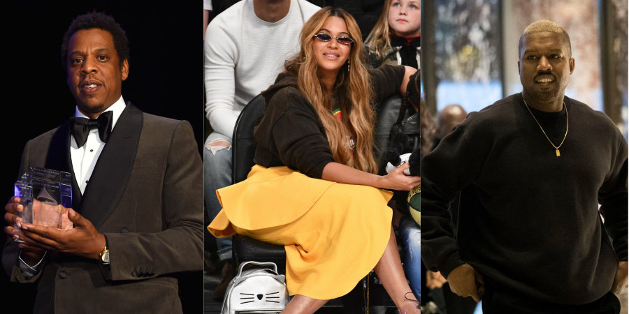 Jay-Z conta como casamento com Beyoncé foi salvo após traição, e abre jogo sobre relação com Kanye West