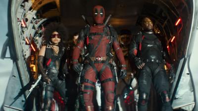 Deadpool ganha trailer final com muito humor e uma cutucada na DC Comics! Vem ver