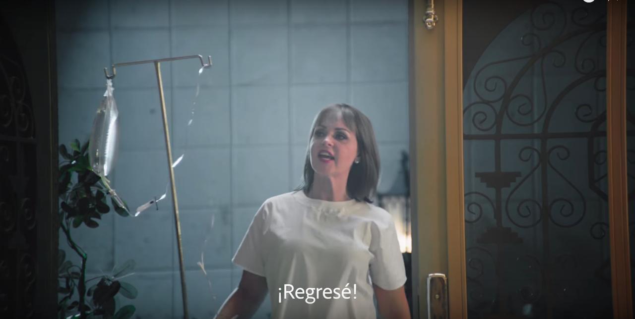 Gaby Spanic reencarna Paola Bracho em novo projeto da Amazon; vem ver o vídeo!