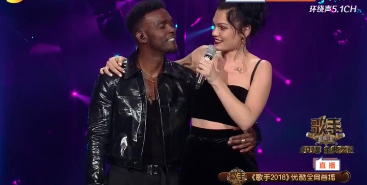 Jessie J faz performance LINDA de 'I'll Be There' com o ex-namorado Luke James em especial do 'Singer'; vem ver