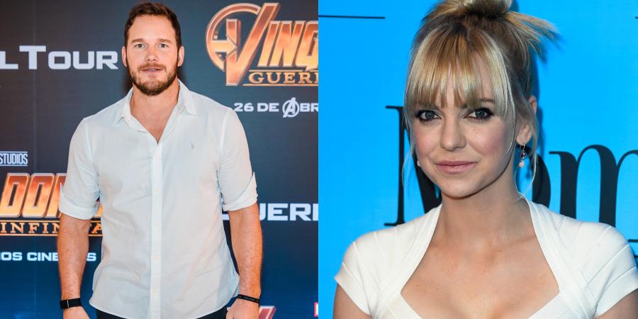 Chris Pratt fala pela primeira vez sobre separação de Anna Faris: 'Horrível'
