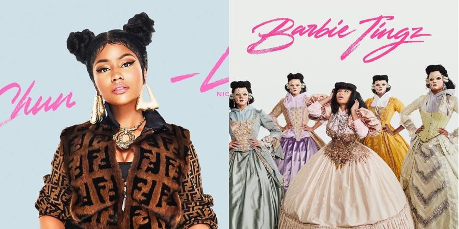 Ela está de volta!!! Nicki Minaj lança 'Chun-Li' e 'Barbie Tingz'; vem ouvir!
