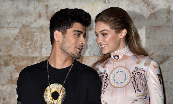 Voltaram! Gigi Hadid e Zayn Malik são flagrados aos beijos em NY