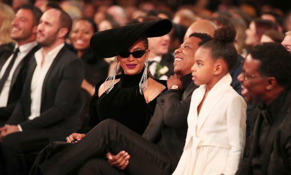 """Bue Ivy participa de """"Boss"""", música do novo álbum de Beyoncé e Jay-Z com recado para o gêmeos!"""
