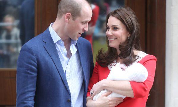 Descubra as principais apostas de nomes para o novo bebê real e vote no seu favorito!