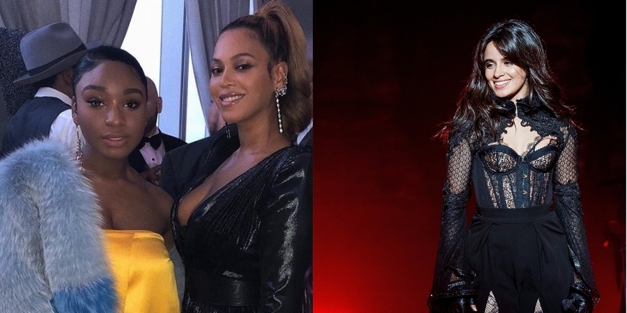 Normani revela como foi encontro com Beyoncé, e comenta sucesso de Camila Cabello