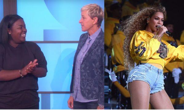 Fã de Beyoncé viraliza ao 'imitar' coreo da diva e arrasa em performance na Ellen! Vem ver!