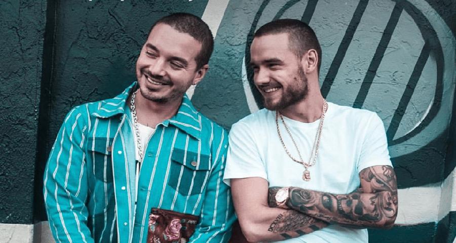 """SAIU! Liam Payne e J. Balvin lançam single """"Familiar"""", ouça!"""