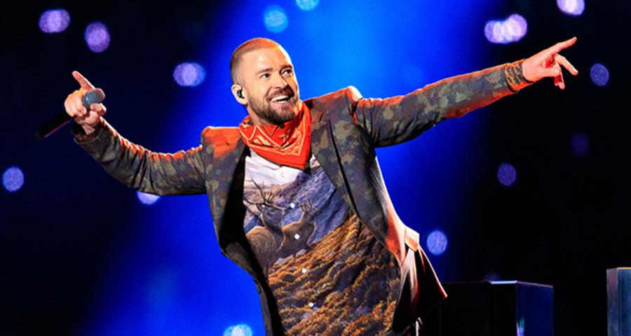 Justin Timberlake interrompe show para anunciar gravidez de fã, veja!