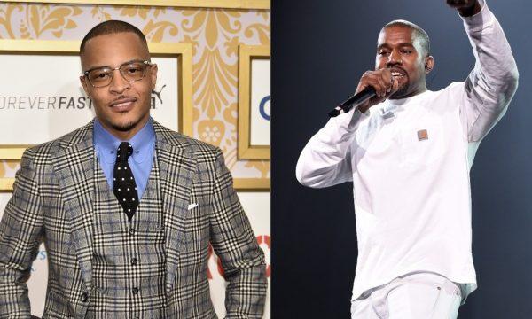 """Kanye West lança música em parceria com T.I.; vem ouvir """"Ye vs. the People"""""""
