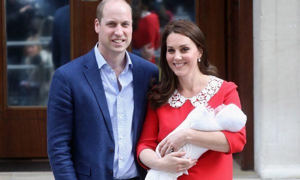 Resumão: Vem saber tudo sobre o nascimento do terceiro filho de príncipe William e Kate Middleton