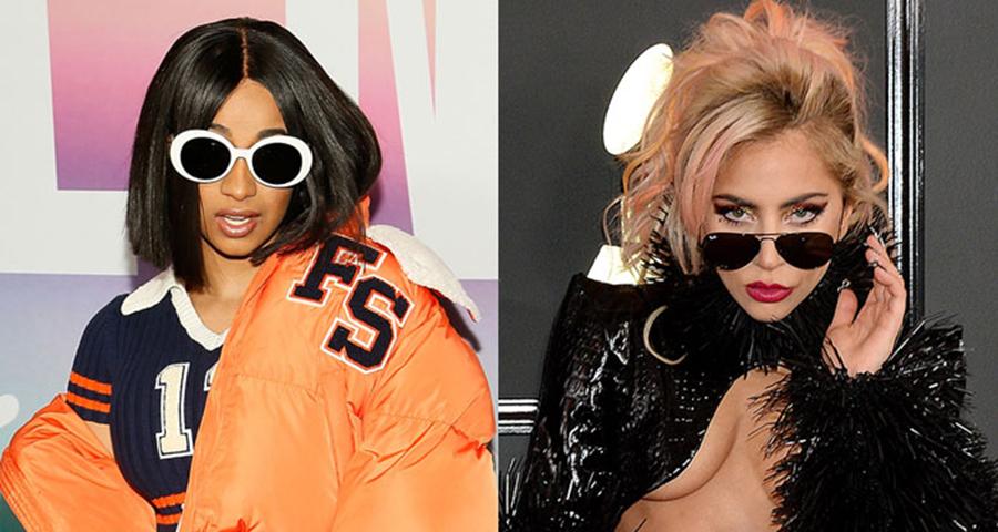 Cardi B aparece em vídeo da escola fazendo cover de Lady Gaga – e ela amou!
