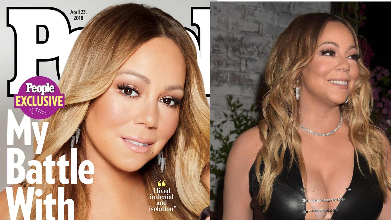 """Mariah Carey abre o coração sobre transtorno bipolar: """"Eu não queria acreditar"""""""