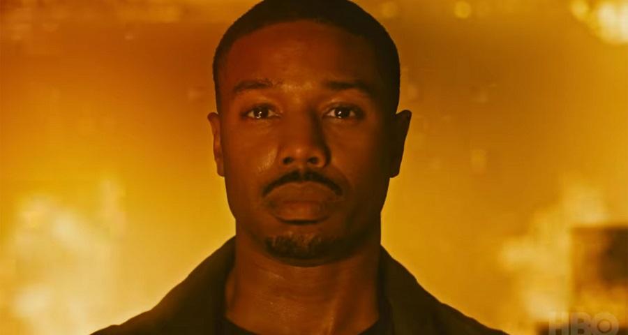"""Michael B. Jordan estrela primeiro e eletrizante trailer de """"Fahrenheit 451"""", novo filme da HBO"""