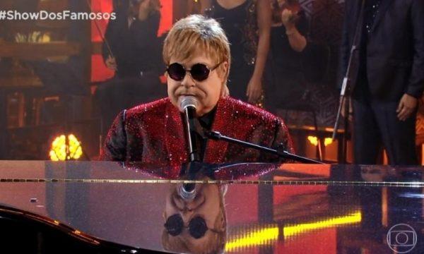 'Show dos Famosos': Tiago Abravanel canta tema de 'Rei Leão' e surge irreconhecível; assista!