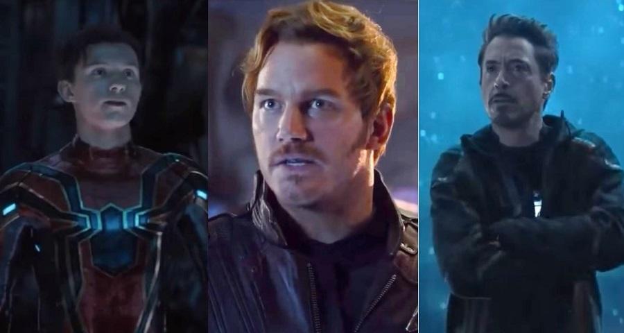 """""""Vingadores: Guerra Infinita"""" ganha novos comerciais com cenas inéditas; vem assistir"""