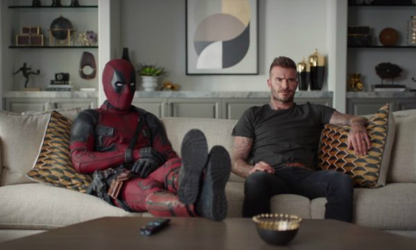 Deadpool se desculpa com David Beckham e a resposta é surpreendente, assista!