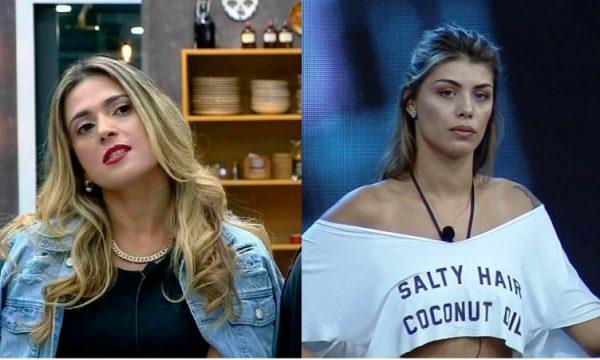 'Power Couple Brasil': Fran faz comentário e Nadja se estressa com ela!