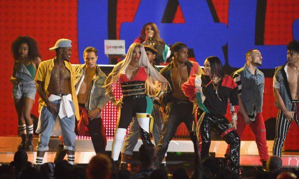 BBMAs 2018: Salt 'n Pepa cantam clássicos e público vai à loucura