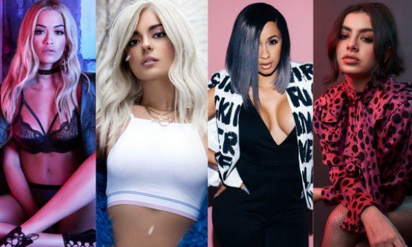 Amei! Rita Ora reúne Bebe Rexha, Cardi B e Charli XCX na ótima 'Girls'; vem ouvir!