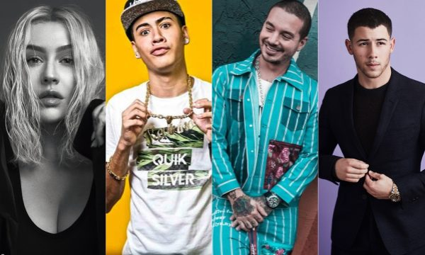 Christina Aguilera; Kevinho; J Balvin, Nick Jonas e mais lançamentos desta sexta; vem conferir!