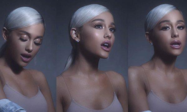 """Ariana Grande libera vídeo vertical para """"No Tears Left to Cry""""; vem assistir"""