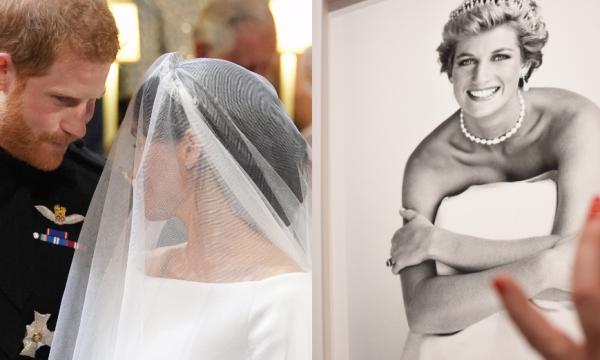 Casamento Real: foto viraliza na web e imprensa aponta referência a Diana