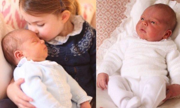 """Bebê Real: Louis e Charlotte usaram roupas """"recicladas"""" em fotos do novo príncipe"""