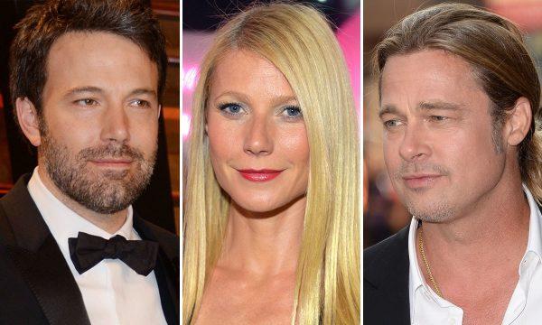 Gwyneth Paltrow fala que usou Ben Affleck para se curar do rompimento com Brad Pitt