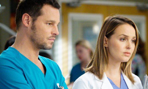 """""""Grey's Anatomy"""": Casamento de Jo e Alex será tenso no final da 14ª temporada; veja foto"""
