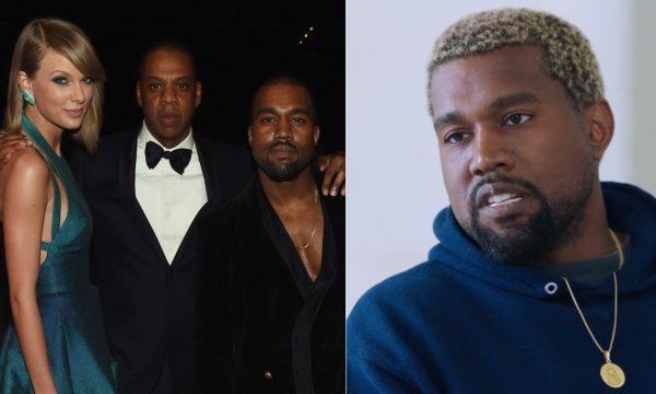 Em entrevista, Kanye West fala sobre crise emocional, rixa com Taylor Swift e relação com Jay-Z