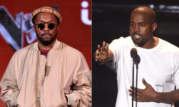 """""""Uma das declarações mais ignorantes"""", diz Will.i.am após Kanye West afirmar que escravidão foi """"escolha"""""""